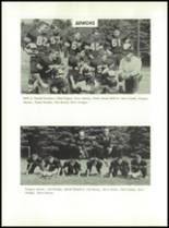1965 Hancock Central High School Yearbook Page 62 & 63