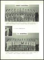 1965 Hancock Central High School Yearbook Page 64 & 65