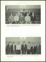 1965 Hancock Central High School Yearbook Page 72 & 73