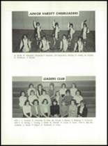 1965 Hancock Central High School Yearbook Page 80 & 81