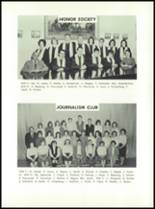 1965 Hancock Central High School Yearbook Page 84 & 85
