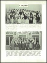 1965 Hancock Central High School Yearbook Page 86 & 87