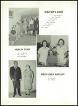 1965 Hancock Central High School Yearbook Page 88 & 89