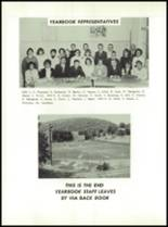 1965 Hancock Central High School Yearbook Page 90 & 91