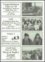 1994 Camden-Rockport High School Yearbook Page 166 & 167