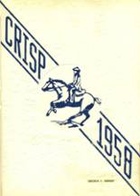 1958 Yearbook Caesar Rodney High School