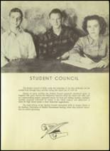 1948 Kermit High School Yearbook Page 10 & 11