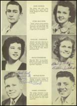 1948 Kermit High School Yearbook Page 24 & 25