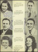 1948 Kermit High School Yearbook Page 28 & 29