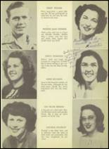 1948 Kermit High School Yearbook Page 30 & 31