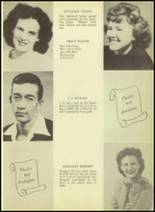 1948 Kermit High School Yearbook Page 32 & 33