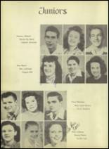 1948 Kermit High School Yearbook Page 34 & 35