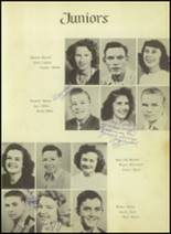 1948 Kermit High School Yearbook Page 36 & 37