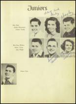 1948 Kermit High School Yearbook Page 38 & 39