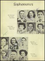 1948 Kermit High School Yearbook Page 40 & 41