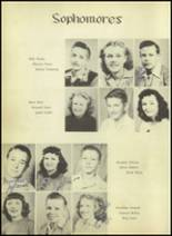 1948 Kermit High School Yearbook Page 42 & 43