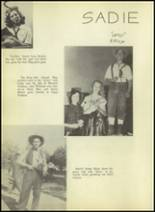 1948 Kermit High School Yearbook Page 54 & 55