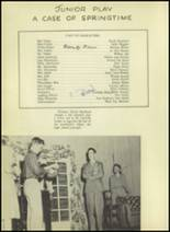 1948 Kermit High School Yearbook Page 56 & 57