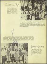 1948 Kermit High School Yearbook Page 60 & 61