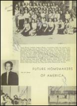 1948 Kermit High School Yearbook Page 62 & 63