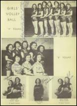 1948 Kermit High School Yearbook Page 72 & 73