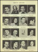 1948 Kermit High School Yearbook Page 80 & 81