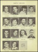 1948 Kermit High School Yearbook Page 82 & 83