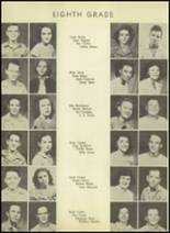 1948 Kermit High School Yearbook Page 84 & 85