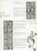 1941 James Madison High School Yearbook Page 14 & 15