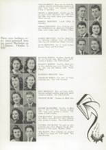 1941 James Madison High School Yearbook Page 16 & 17
