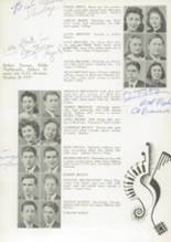 1941 James Madison High School Yearbook Page 18 & 19