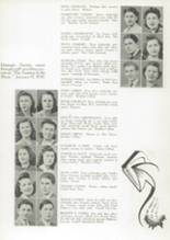 1941 James Madison High School Yearbook Page 20 & 21