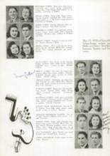 1941 James Madison High School Yearbook Page 22 & 23