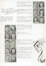 1941 James Madison High School Yearbook Page 24 & 25