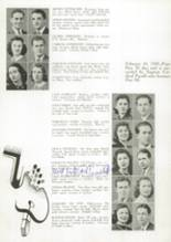 1941 James Madison High School Yearbook Page 26 & 27