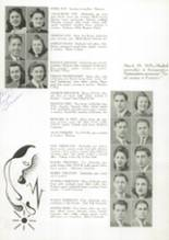 1941 James Madison High School Yearbook Page 28 & 29