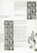1941 James Madison High School Yearbook Page 30 & 31