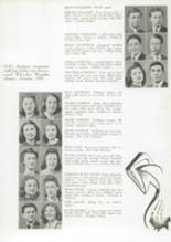 1941 James Madison High School Yearbook Page 32 & 33