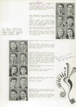 1941 James Madison High School Yearbook Page 34 & 35