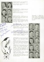 1941 James Madison High School Yearbook Page 36 & 37