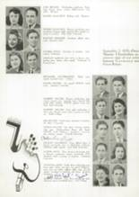 1941 James Madison High School Yearbook Page 38 & 39