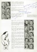 1941 James Madison High School Yearbook Page 40 & 41