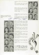 1941 James Madison High School Yearbook Page 42 & 43