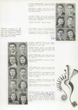 1941 James Madison High School Yearbook Page 50 & 51