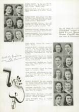 1941 James Madison High School Yearbook Page 54 & 55