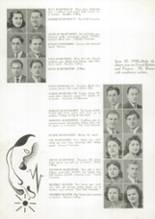 1941 James Madison High School Yearbook Page 56 & 57