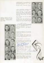 1941 James Madison High School Yearbook Page 60 & 61