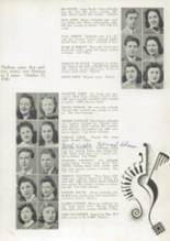 1941 James Madison High School Yearbook Page 62 & 63