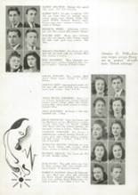 1941 James Madison High School Yearbook Page 64 & 65