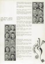 1941 James Madison High School Yearbook Page 66 & 67